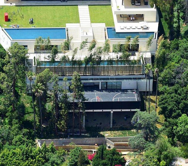 Beyonce ve Jay Z, rüyalarındaki evi bulma çabasıyla son birkaç yıldır Kaliforniya'da ev kiralıyorlardı.