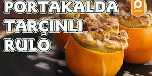 Portakallar Gitmeden Yapılacak En Güzel Şey! Portakalda Tarçınlı Rulo Nasıl Yapılır?