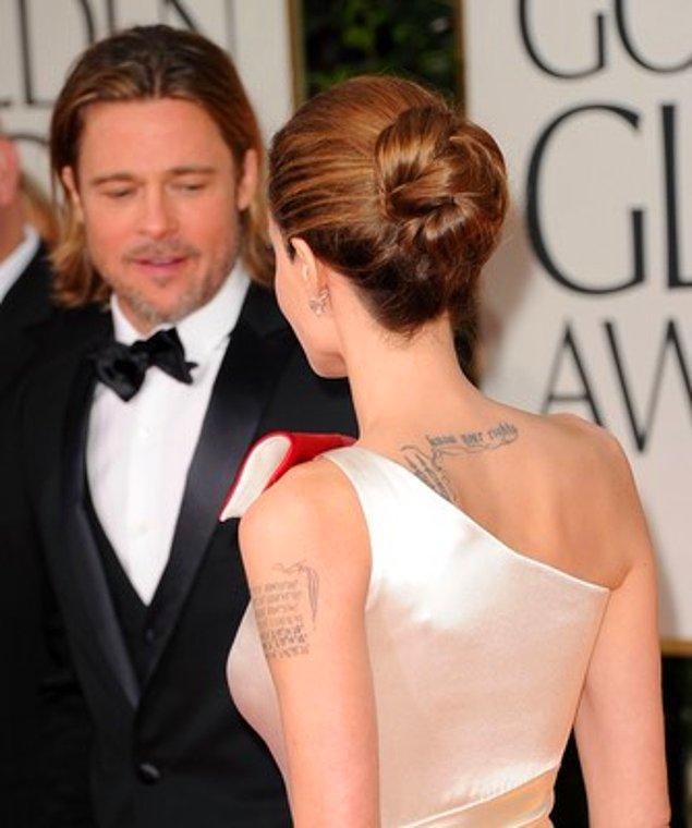 2. Brad Pitt ve Angelina Jolie