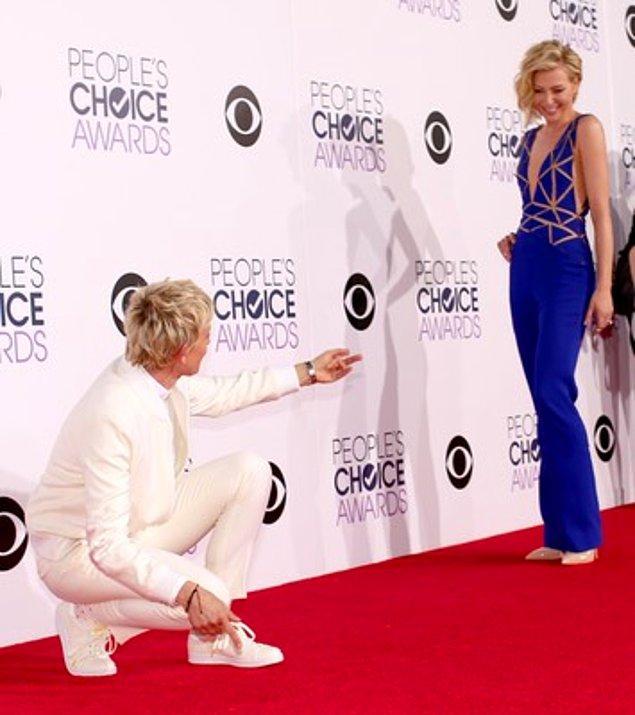 4. Ellen DeGeneres ve Portia de Rossi