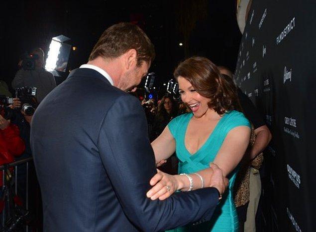 7. Ashley Judd ve Gerard Butler