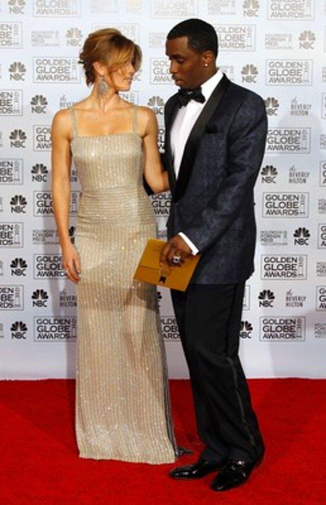 9. Jessica Biel ve Sean Combs