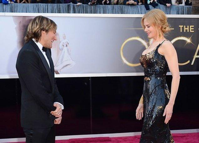 15. Keith Urban ve Nicole Kidman