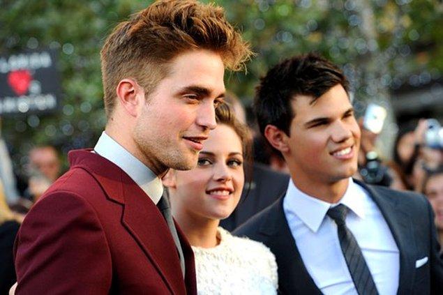 23. Robert Pattinson ve Kristen Stewart