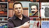 Girişimcilik Çıtasını Mars'a Taşıyan Adam Elon Musk'ı Derinden Etkilemiş 13 Çok İyi Kitap