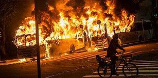 Brezilya Halkı Kemer Sıkma Politikalarına Karşı Sokakta: 21 Fotoğraf ile Ülkedeki Genel Grev