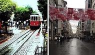 Eskidendi Çok Eskiden... Bir Zamanlar Rengarenk Olan İstiklal Caddesi'ni Solduran Sebepler