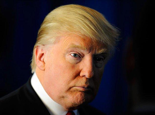 Aynı zamanda 45. ABD Başkanının ülkesinde krize yol açacağını ve ülkenin sonunu getireceğini söylemişti.