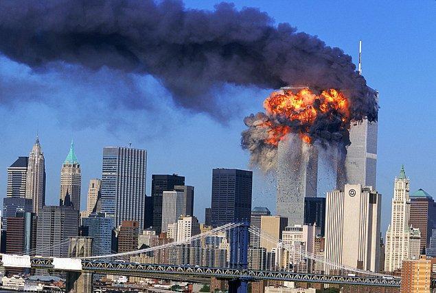 Başka bir iddiaya göre, 11 Eylül saldırılarını da öngördü.