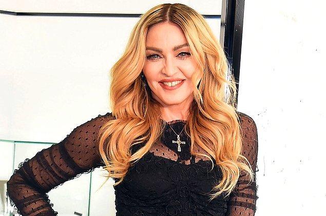 6. Madonna'nın korkusu ise ününe yakışır cinsten!