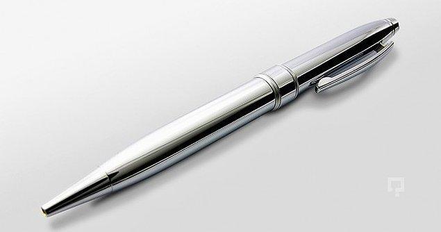 6. Çarşaf kağıdın arkasına geçmeyecek bir tükenmez kalem ararsınız.