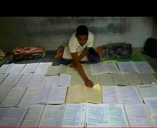 9. Bir dersten sorumlu olduğunuz notlar genelde diğer bölümlerin tüm derslerden sorumlu olduğu not sayısından bile fazladır.