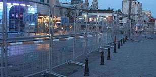 1 Mayıs'ta Birçok Yol Trafiğe Kapatıldı, Metro ve Deniz Ulaşımı Kısıtlı