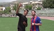 Messi'ye Messi'den Daha Çok Benzeyen İranlı Adam