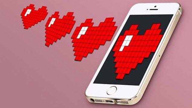 2. Eski sevgilinizi hala çöpçatan uygulamalarında görüyorsanız