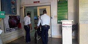 Filipinlerde Kıskançlık Krizine Giren Bir Kadın Kocasının Penisini Kesti!