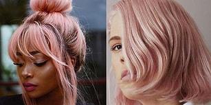 Görünce Hemen Kuaförünüzden Randevu Almanıza Sebep Olacak 18 Pembe Saç Modeli
