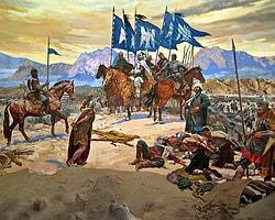 4.Malazgirt Meydan Muharebesi - M.S. 1071