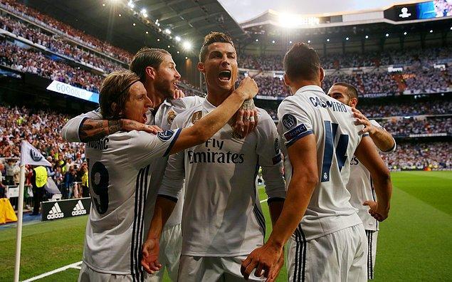 2. Cristiano Ronaldo | 8 Hat-trick