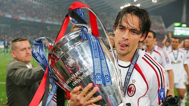 4. Filippo Inzaghi | 3 Hat-trick