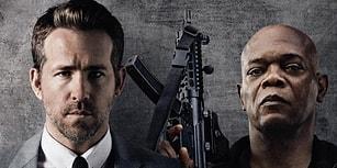 Ryan Reynolds ve Samuel L. Jackson'lı 'Hitman's Bodyguard'tan Fragman Geldi
