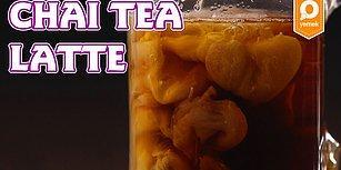 Dışarıda İçtiğimizin Aynısı Oldu: Chai Tea Latte Nasıl Yapılır?