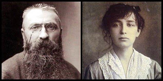 Bu durumu öğrenen Camille'nin gitmesinden ve onu kaybetmekten korkar hale gelmişti Rodin.