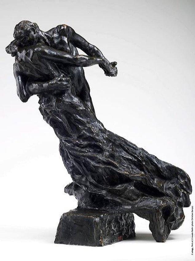 Camille büyük bir karar sonucu Rodin'i terk edip hayatına tek başına devam etmeye karar verir.
