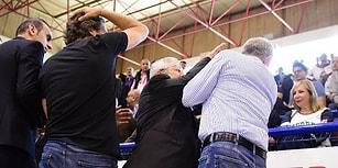 """Rakip Takım Başkanına Tokat Atan Aziz Yıldırım'a """"Kasten Adam Yaralamaktan"""" Soruşturma"""