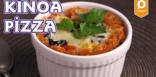 Diyetteyken Pizza Bile Yenir: Kinoa Pizza Nasıl Yapılır?