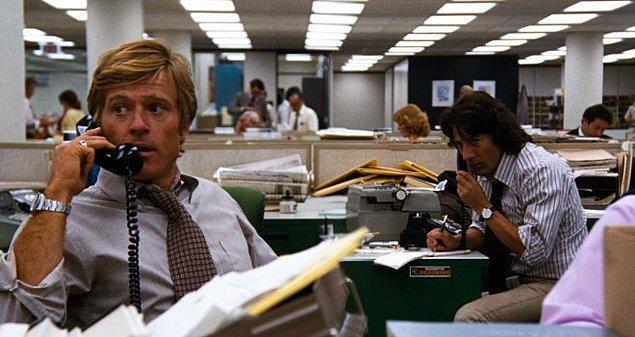 4. Başkanın Bütün Adamları (1976)  | IMDb  8.0