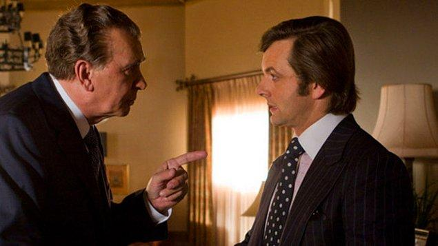 9. Frost/Nixon (2008)  | IMDb 7.7