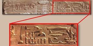 UFO ve Helikopter Tasvirleri Barındırdığına İnanılan Gizemli Mekan: Abydos Tapınakları