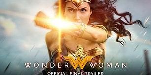 Merakla Beklenen Wonder Woman'dan Yeni Fragman Geldi!