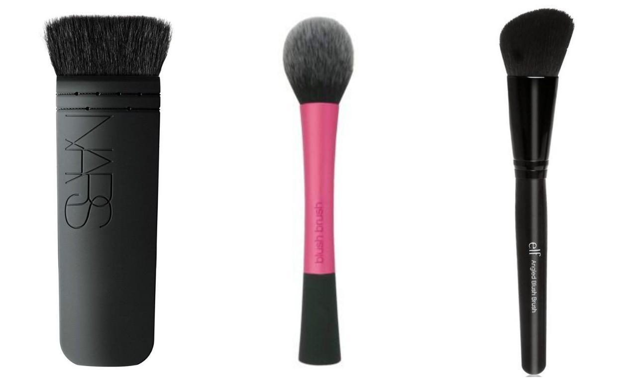 Makyaj Fırçaları Nasıl Kullanılır