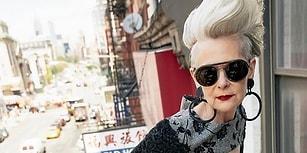 Moda Sektörüne Tesadüfen Adım Atan 63 Yaşındaki İkon: Profesör Lyn Slater!