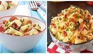 Klasik Patates Salatasından Sıkılanlara Birbirinden Leziz 12 Farklı Patates Salatası