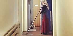 7 Yıldır Bir Müzede Temizlik İşçisi Olan Türk Kızı Zeynep Sanat Dünyasının Gündeminde!