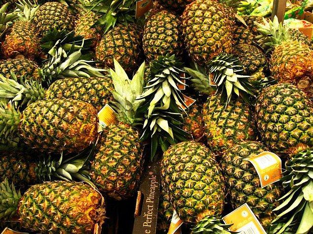 11. Ananas