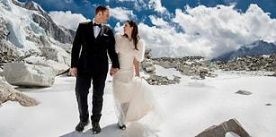 İyi Günde Kötü Günde, Sıcakta ve Soğukta! Everest Dağı'nda Evlenen Maceraperest Çift