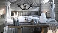 """""""Keşke Bizim de Böyle Bir Yatak Odamız Olsaydı!"""" Dedirten 19 Büyüleyici Oda"""