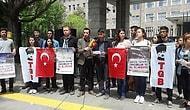 PKK istedi, Dekan TGB afişlerini indirdi