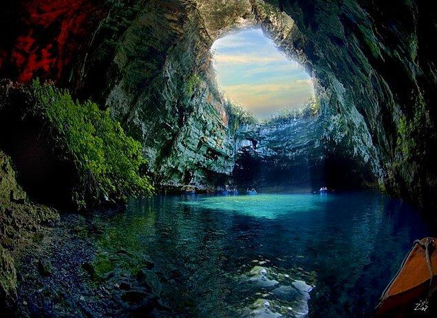 3. Kefalonya - Yunanistan