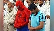 İçimizden Birisi Gibi Takılan Spiderman'den 15 Komik Cosplay Manzarası