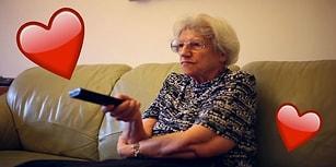 13 Maddede Dünyalar Tatlısı Anneannelerimizle Televizyon İzlemek