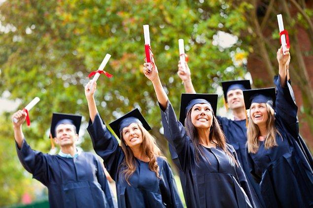 Kadınlarda yükseköğretimde net okullaşma oranı yüzde 42,6