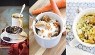 'Çayın, Kahvenin Yanına Şöyle Kek Olsa da Yesek!' Diyenlere 11 Şipşak Kupa Keki Tarifi