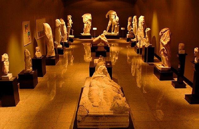 10. Burdur Müzesi