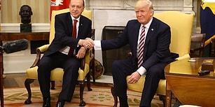 Erdoğan-Trump Görüşmesi Gerçekleşti: İşte Açıklamalar ve Masadaki Konular
