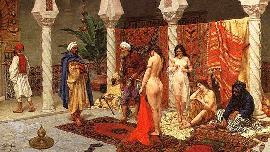 сексуальные развлечения при царском дворе кресла